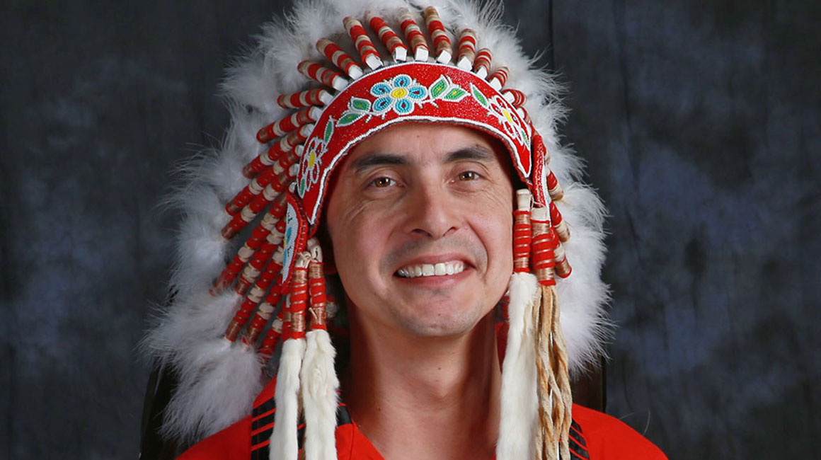 Grand Chief Arlan Dumas