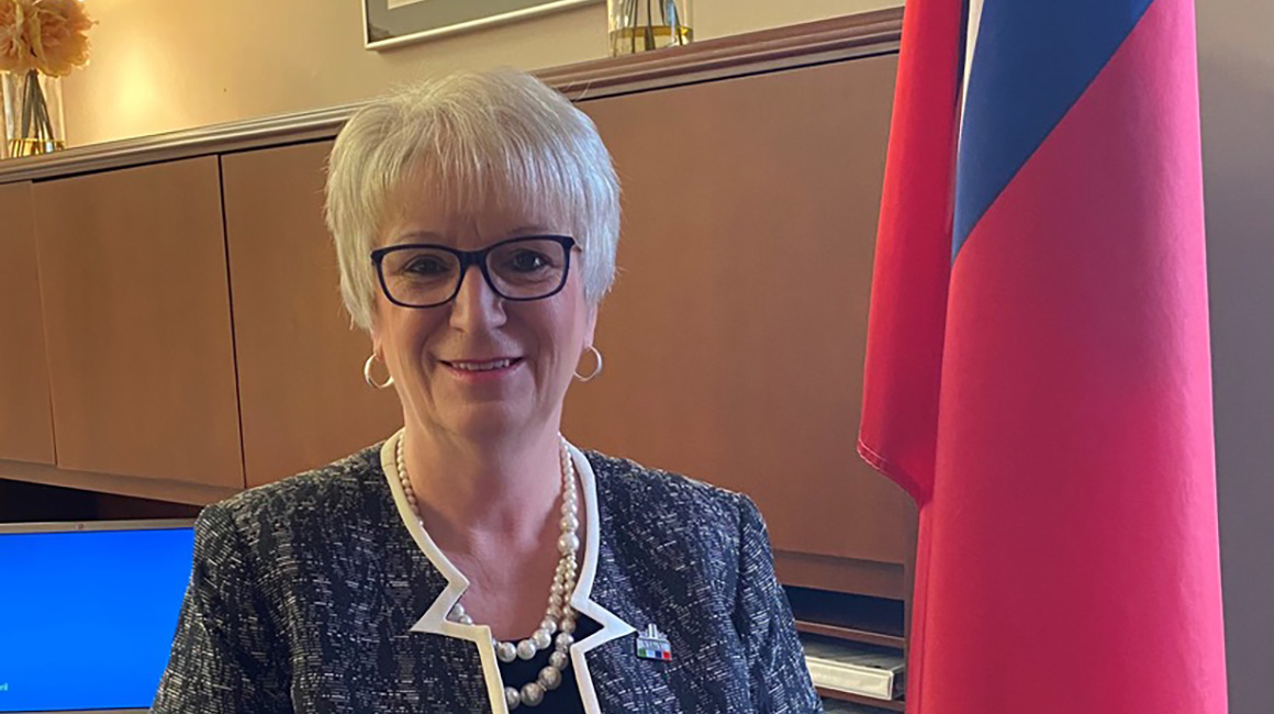 Eileen Clarke, Minister of Indigenous and Northern Relations, MLA for Agassiz