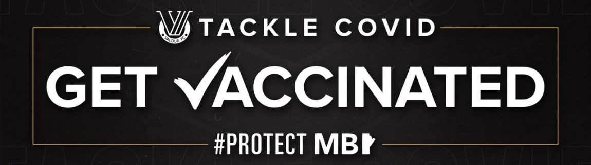 Tackle Covid - Get Vaccinated