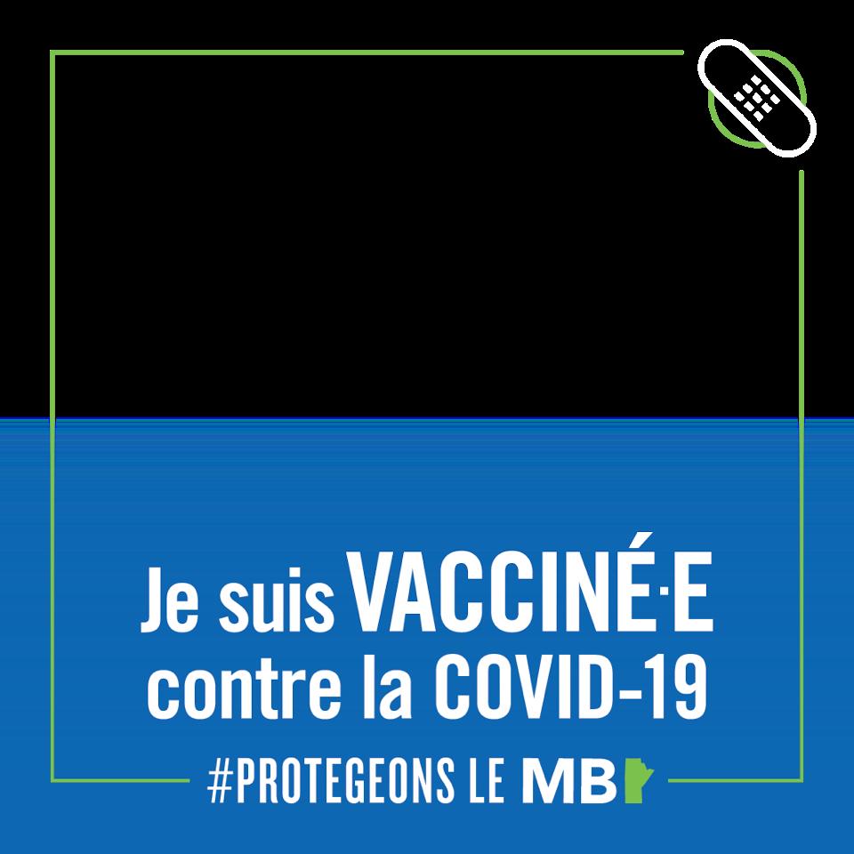 je suis vaccine - e contra la covid-19
