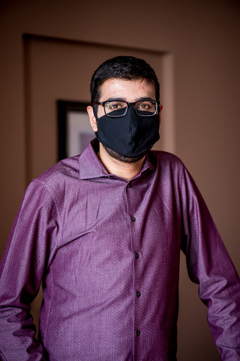 Diljot Garcha, U of M Student