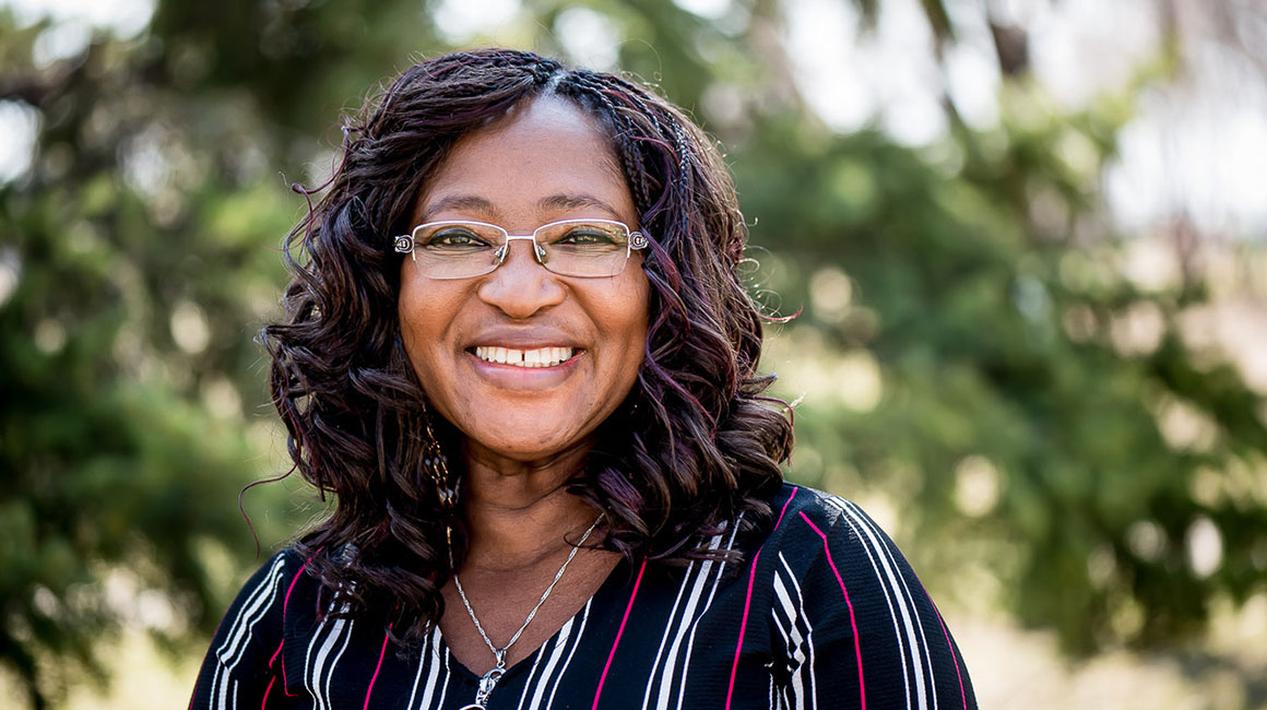 Maggie Yeboah, Social Worker/Community Outreach, Hope Centre Health Care