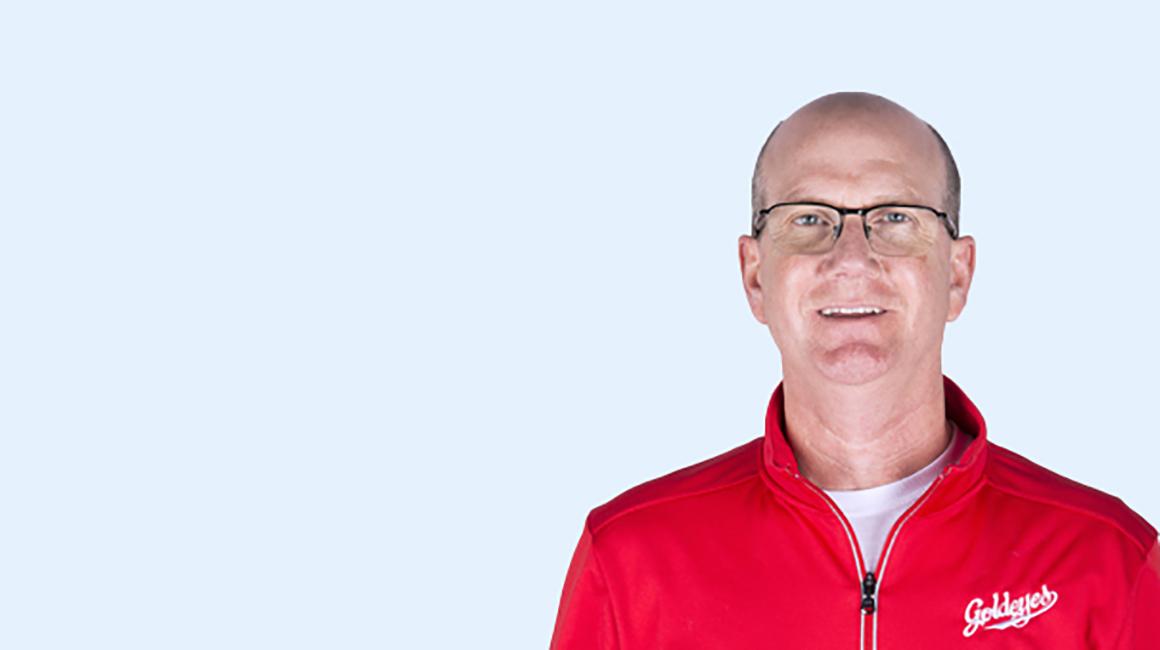 Andrew Collier – General Manager, Winnipeg Goldeyes