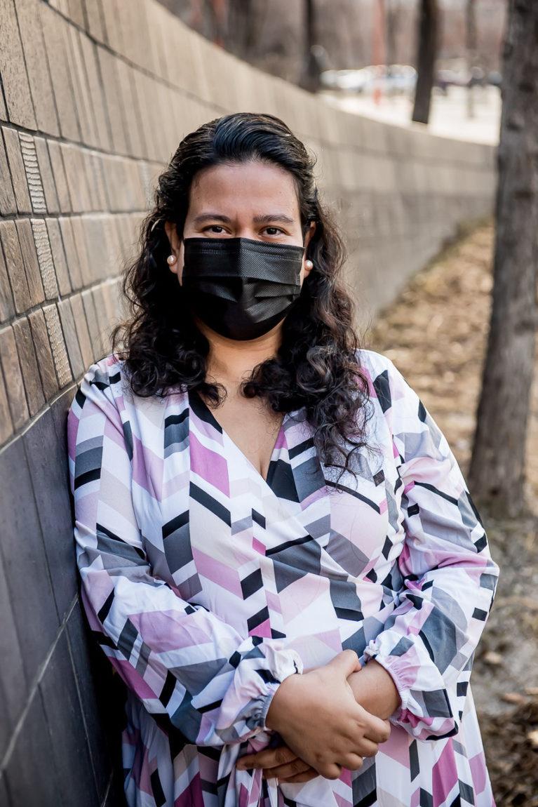 Roselyn Advincula, Neighbourhood Immigrant Settlement Coordinator, Immigrant Centre Manitoba