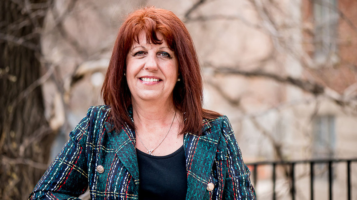 Kathy Kennedy, CJOB Radio Host & Host of Kinsmen Jackpot Bingo