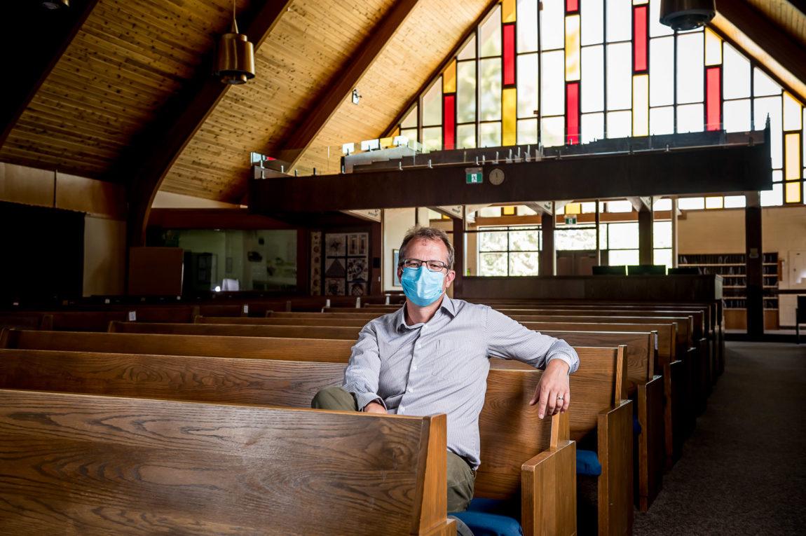 Kyle Penner, Pastor, Grace Mennonite Church, Steinbach
