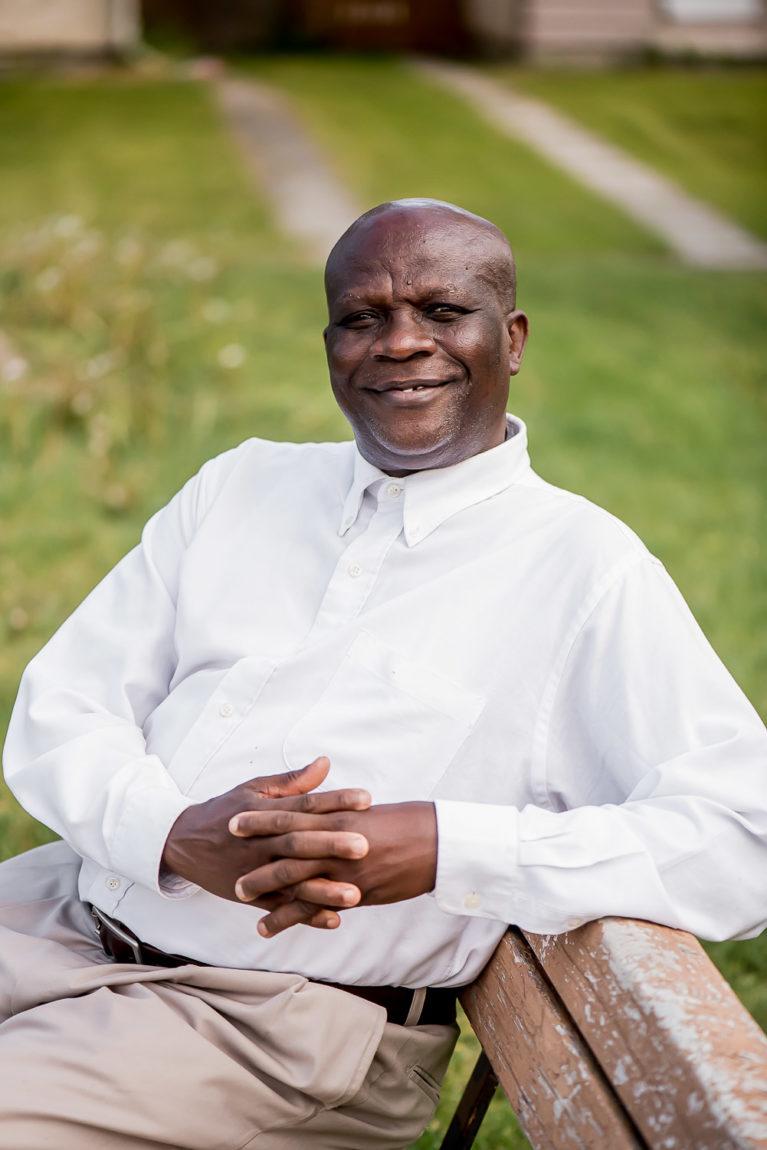 Mwumvaneza Azarias Butariho, Housing Advisor, New Journey Housing