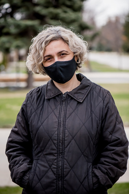 Maysoun Darweesh, Program Coordinator for Migration and Resettlement, MCC Manitoba