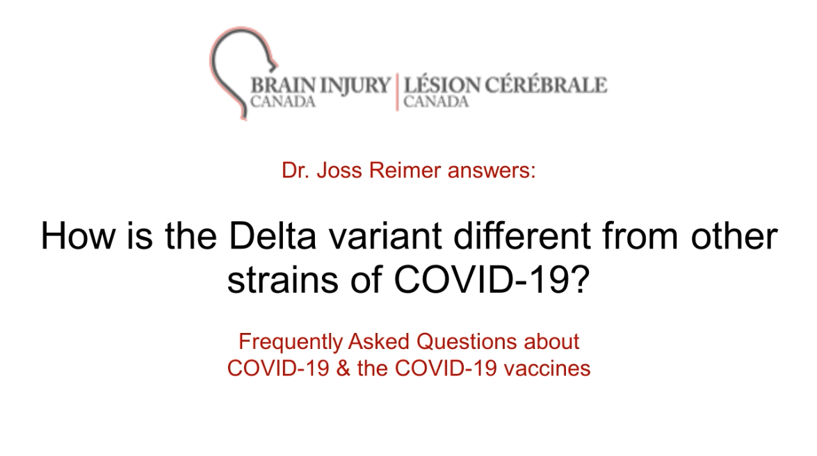 how is the Delta variant different from other strains of COVID-19?